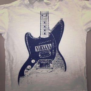 Baby's Nirvana T-shirt